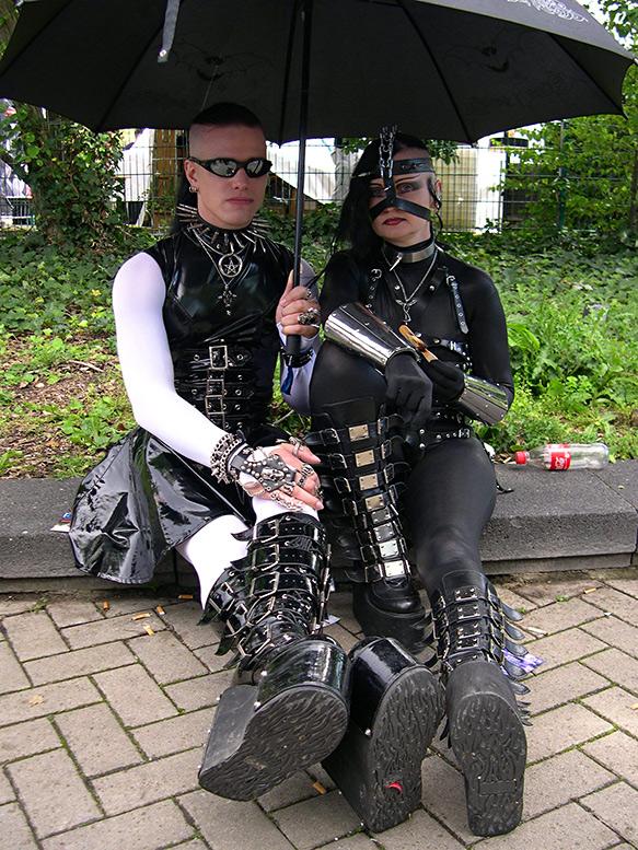 Amphi Fest - Köln 2008 - Photo KoOalia